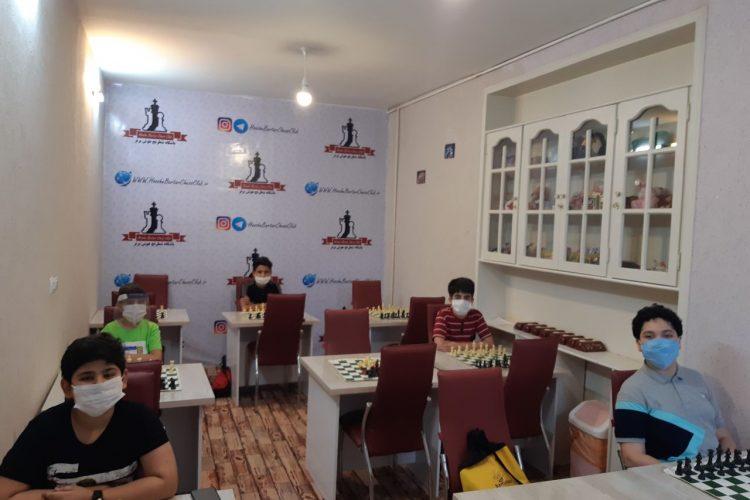 آموزش شطرنج متوسطه مشهد