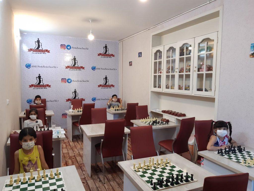 آموزش شطرنج به کودکان