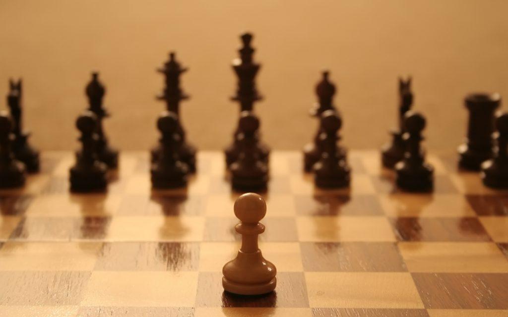 قوانین شطرنج سرباز - عکس سرباز در شطرنج