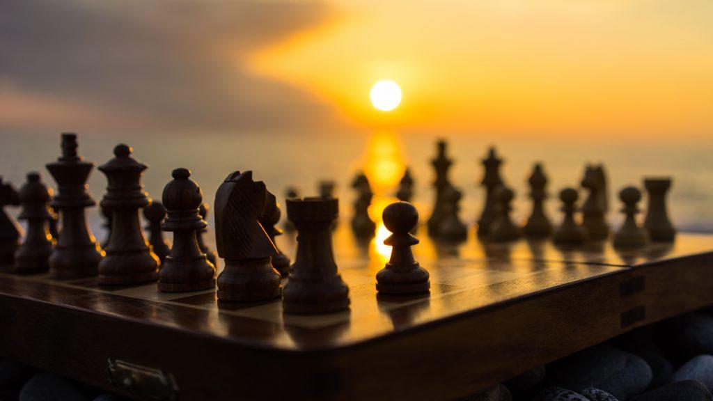 قوانین شطرنج حرفه ای
