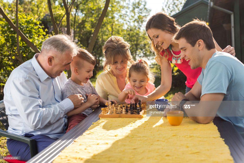 آموزش شطرنج به کودکان با شعر