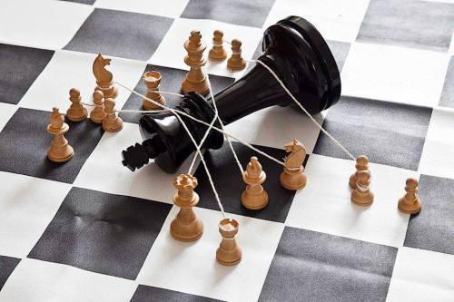اصول پایه شطرنج