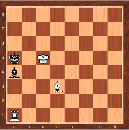 تمرین پات در شطرنج