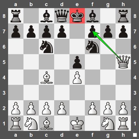 مات های معروف در شطرنج مات ناپلئونی