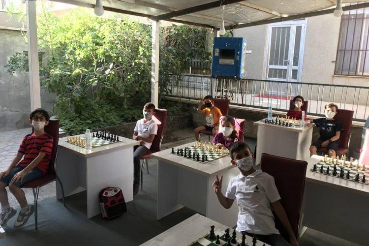 کلاس شطرنج مشهد
